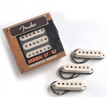 Fender Set micrófonos Stratocaster Vintage 57/62