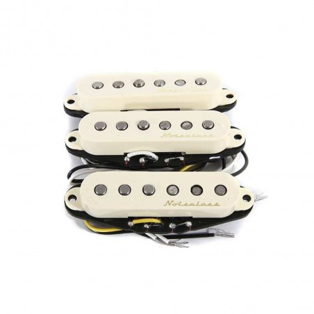 Micrófonos Stratocaster Vintage Noiseless (Set x 3)