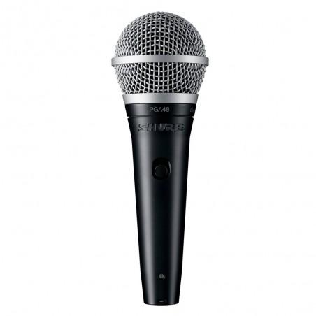Micrófono Cardioide Dinámico PGA48-QTR para Voces