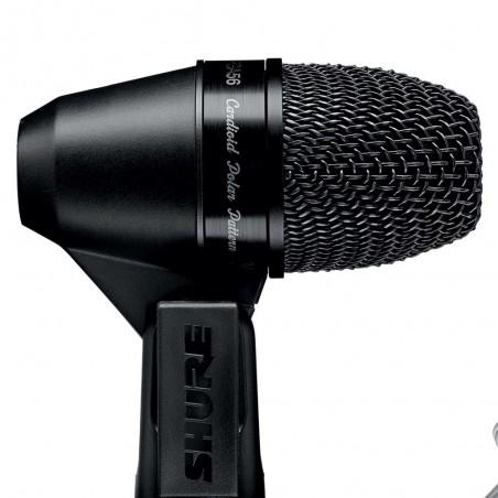 Micrófono Cardioide DinámicoPGA56-XLR para Redoblante y Tom-Tom