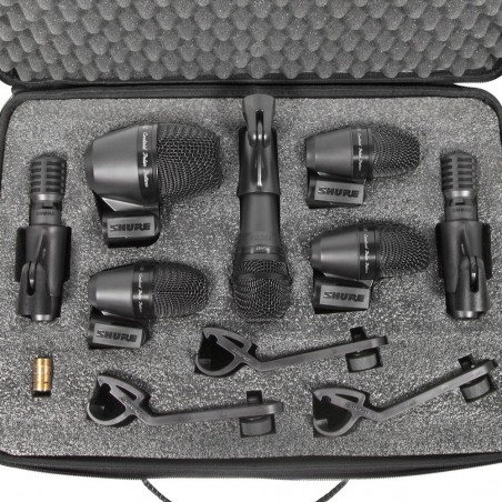 Set de Micrófonos PGADRUMKIT7 para Batería