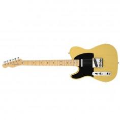 Guitarra eléctrica Telecaster American Vintage '52 Zurda Maple