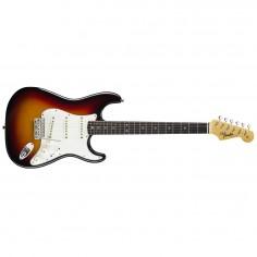 Guitarra eléctrica Stratocaster American Vintage 65, RWN, c/Estuche, Sunburst