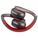 Auriculares Circumaurales, Rojo