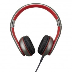 Auriculares Circumaurales de 40mm, flexible, plegable, cabl