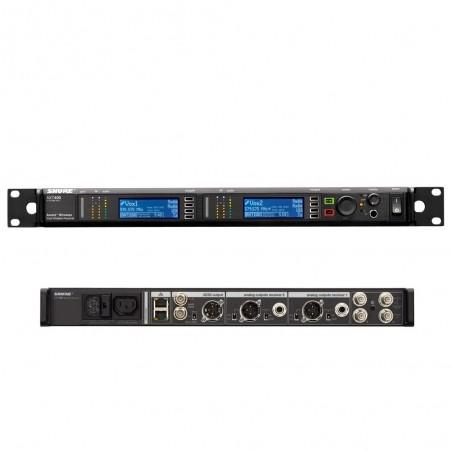Receptor de Canal AXIENT, Doble, Ethernet, ShowLink