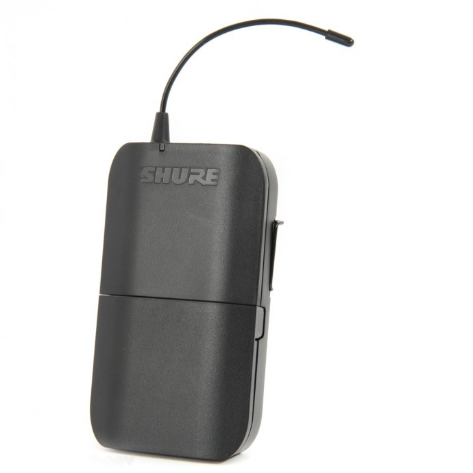 Transmisor Bodypack para sistema BLX (662.15 – 685.87 MHz)