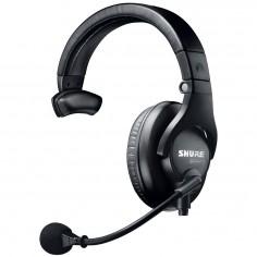 Micrófono de Diadema con un Auricular para Radiodifusión BRH441M