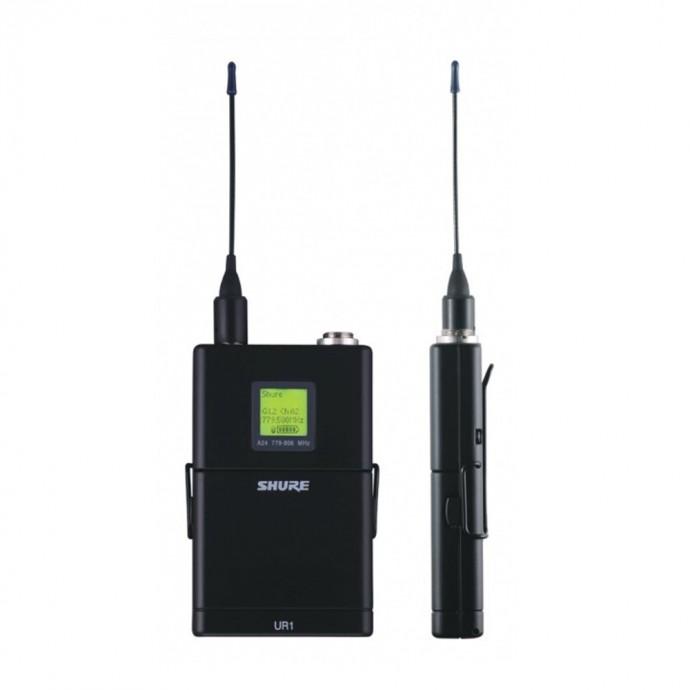 Transmisor inalámbrico UR1-H4 Bodypack