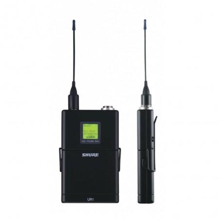 Transmisor inalámbrico UR1-L3 Bodypack