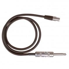 Cable para instrumento a transmisor inalambrico, MinicaNon 'Tiny G' a Plug 1/4 WA302