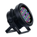 LED PAR LIGHT, LED 3W x54u,RGBW, Lens angle: 50°, IP67