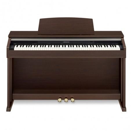 Piano digital CELVIANO, 88t, acc./martillo, 128p, 250s, 180r, Func. Lecc., MIDI, c/muebl,3p,c:N