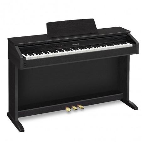 Piano digital CELVIANO, 88t, acc./martillo, 128p, 250s, 180r, Func. Lecc., MIDI, c/muebl,3p,c:BK