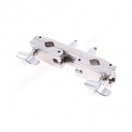 Multiclamp para baterí­a, fijo, doble