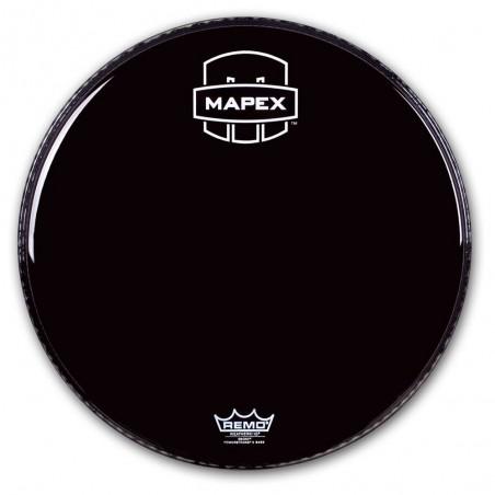 Parche c/Logo Mapex, Remo POWERSTROKE 3 22'
