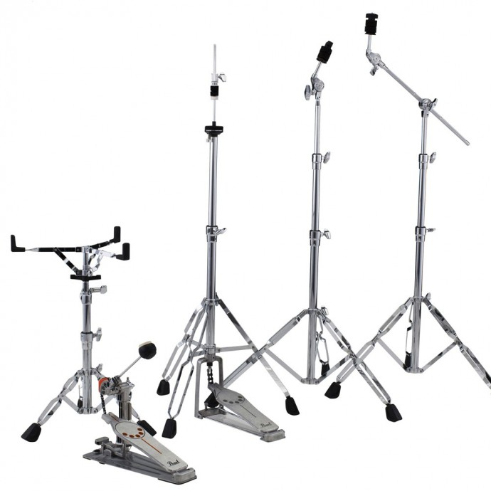 Set de Harware 5 Unidades, H830, S830, P930 Demonator Single Pedal, BC830, C830