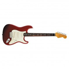 Guitarra eléctrica Stratocaster 60's Classic Mexico, RWN, c/Funda Candy Apple Red