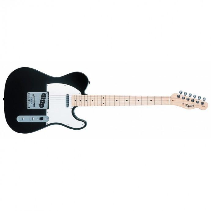 Guitarra eléctrica Telecaster Squier Affinity MN, Flat Black