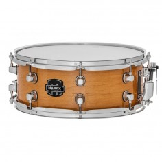 Redoblante Maple, 14x5.5, 10 torres, bordona 16h, Natural