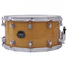 Redoblante Maple, 14x7, 10 torres, bordona 16h, Natural