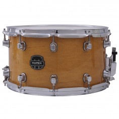 Redoblante Maple, 14x8, 10 torres, bordona 16h, Natural