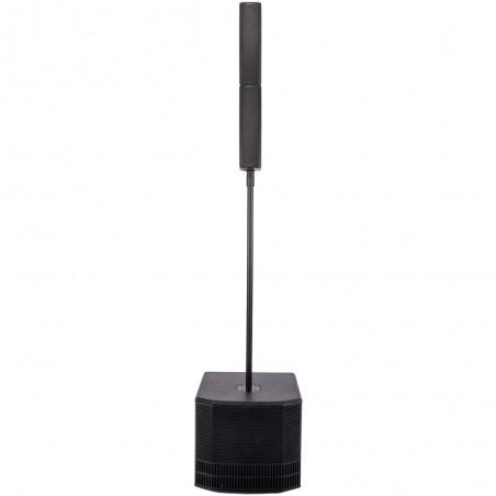 """Sistema de Sonido ES 503, Stereo, (2) Bafles 8x3"""" +(1) Sub Activo 12"""", 1000W, 2 Ch, Bluetooth"""