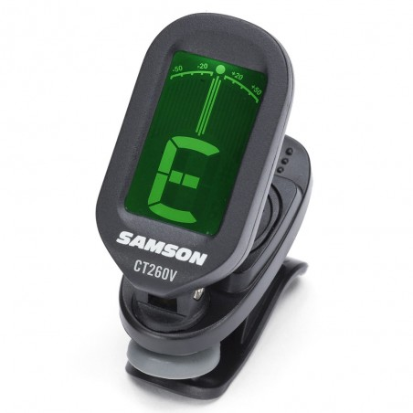 Afinador CLIP-ON Vertical