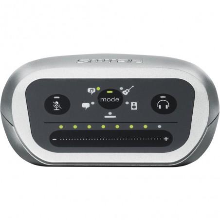 Interfaz de Audio Digital