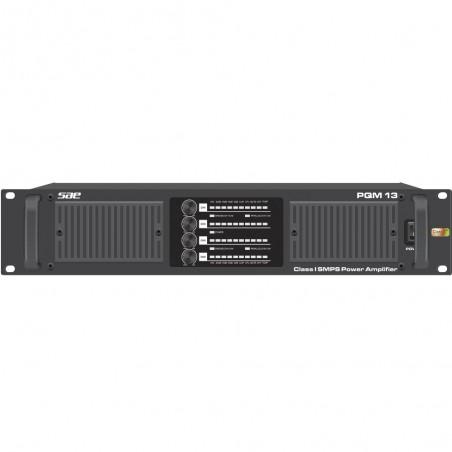 Amplificador SMPS Clase ITM 4 Canales