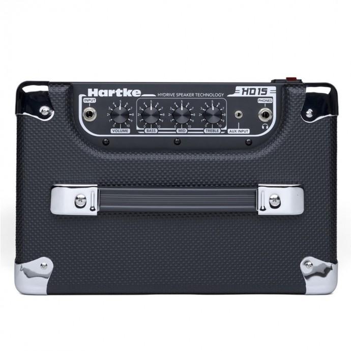 Amplificador para bajo HD15 Dydrive, Combo 15W, 1 x 6.5'