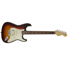 Guit. Elec. Stratocaster American Deluxe Plus, MN, HSS, c/Estuche, Mystic Sunburst 3T