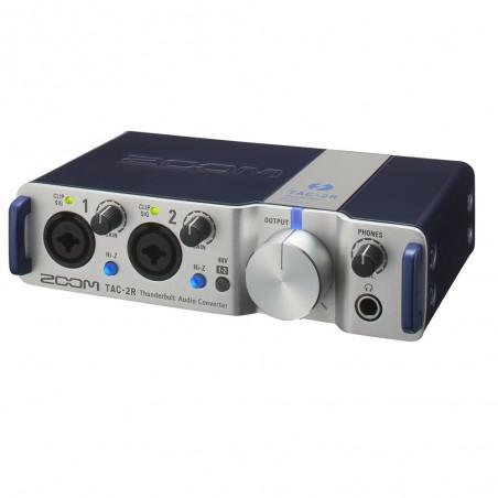 Placa interface, 2 imputs XLR/TRS, outputs TRS, Phones Out, cero latencia 24 bit/ 192kHz