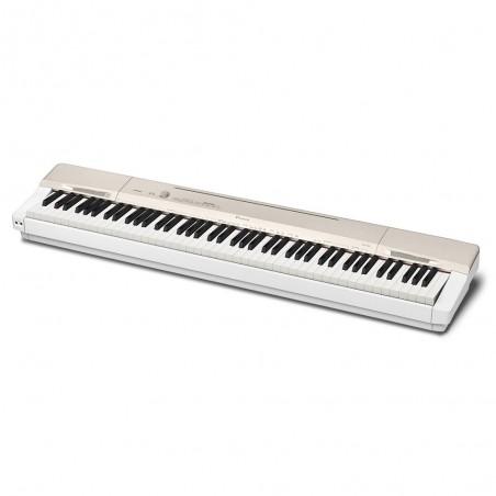 Piano Digital PRIVIA,88t, acc./martillo Tri-sensor II,128polif,18s, 60m, AIR, REC, USB, 1 pedal c:GD