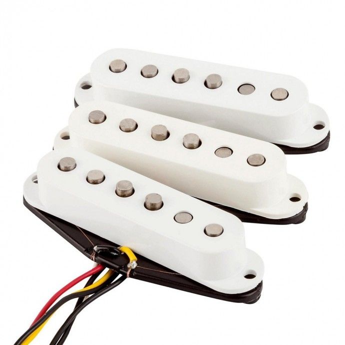 Microfonos Stratocaster Tex Mex (Set x 3)