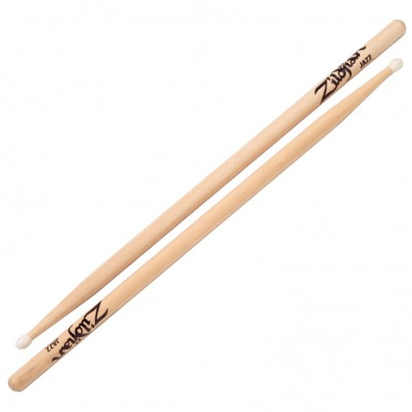 Palillos Hickory Series, Jazz, Pta: Nylon