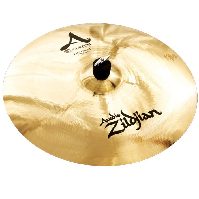 Zildjian A CUSTOM FAST 17¨. Platillo Crash.