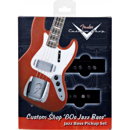 Microfonos Jazz Bass 60`s Custom Shop (Set x 2)