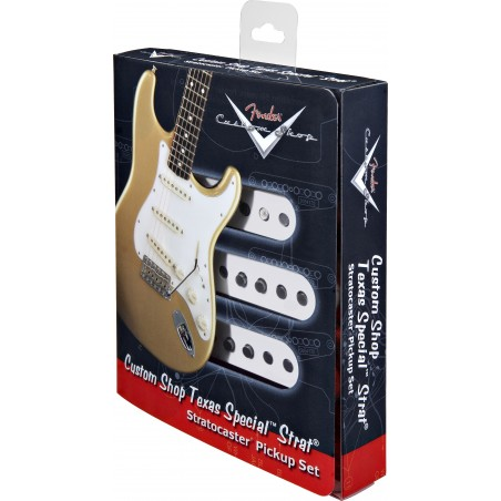 Microfonos Stratocaster Texas Special Custom Shop (Set x 3)