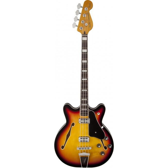 Bajo Elec. Coronado Bass RWN, 1/2 caja, 2 x HB, Sunburst