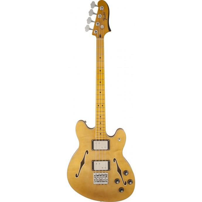Bajo Elec. Starcaster Bass MN, 1/2 caja, 2 x HB, Natural