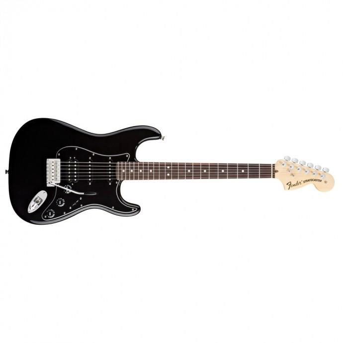 Guit. Elec. Stratocaster American Special, HSS, RWN c;funda