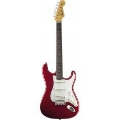 Guit. Elec. Stratocaster American Vintage 65, RWN, c/Estuche, Dakota Red