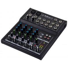 Mixer 8 canales, 2 xlr (c;Phantom y Eq 3b) + 2 stereo , Aux