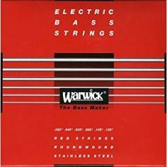 Warwick ENCORDADO BAJO para 6 cuerdas 0.25 135.