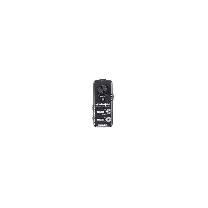 Pedal Headphone Amplifier