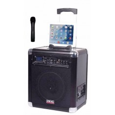 Blg 10' PORTABLE MULTIFUNCTION SPEAKER SYSTEM