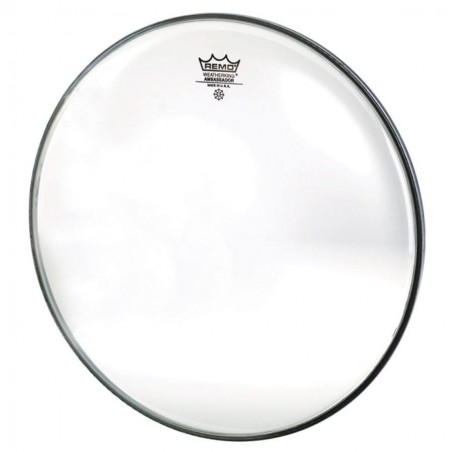 Ambassador Batter Head, Clear 15""