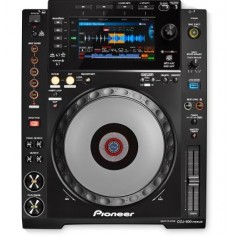 Reproductor Digital DJ Profesional, c/pantalla LCD color
