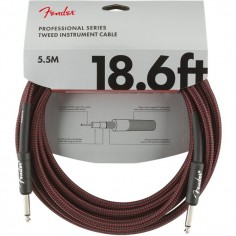 PRO 18.6 INST CABLE RED TWD